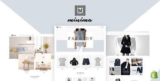 Minima | Multipurpose Shopify Theme