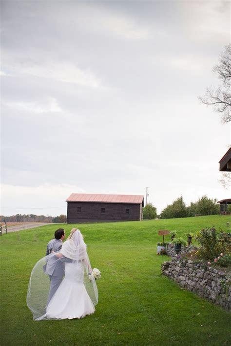 Upstate New York Rustic Wedding At Apple Barn Farm