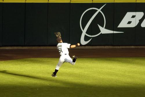 Ichiro Catch
