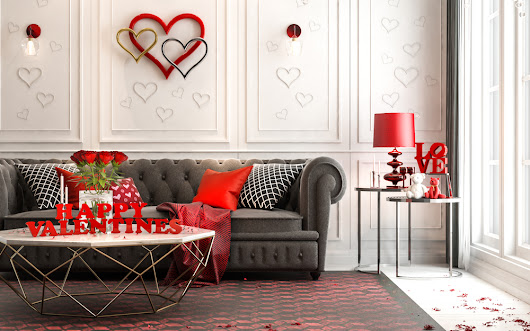 DIY Decoration Ideas for Valentines | Sycamore Terrace