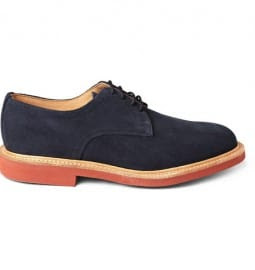 Mark Mcnairy Suede Derby Buck Shoes