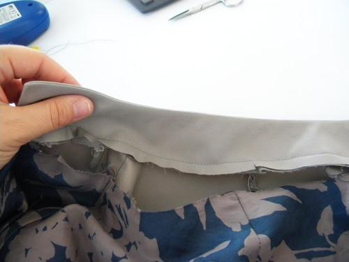 yaka dikişi ceket