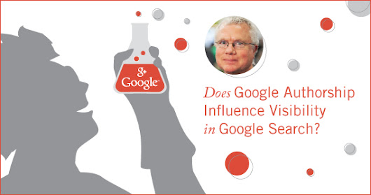Does Google Authorship Influence Visibility in Google Search? | SEER Interactive