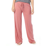 Alternative Slinky Jersey Lounge Pants S Rose Bloom , Alternative Apparel
