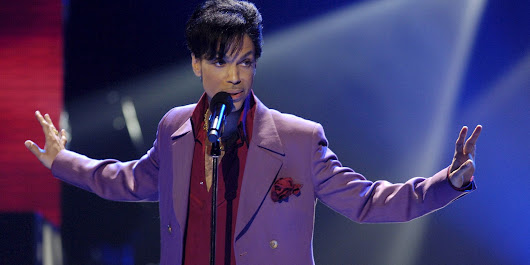 Legendary Music Icon Prince Dead At 57