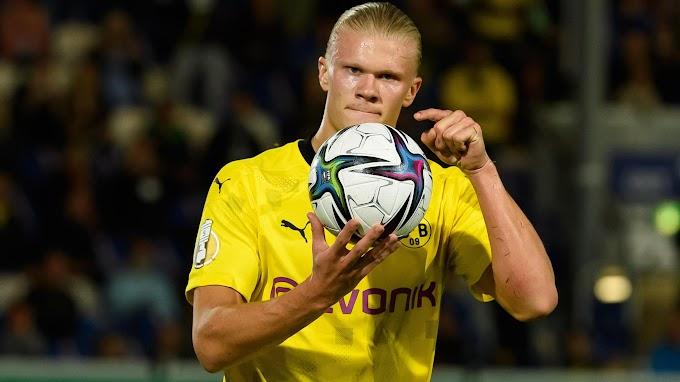 Эрлинг Холанн сделал 2+2 в 1-м матче сезона. У него 62 гола в 61 матче