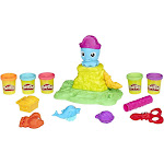 Play Doh Playset, Modeling Compound, Cranky the Octopus - 1 playset, 280 g