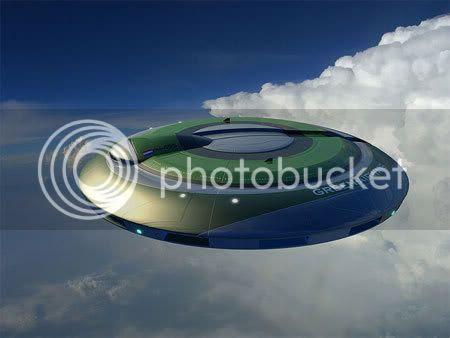 weird aircraft design Cleanera