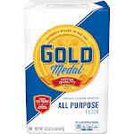 Gold Medal All-Purpose Flour, Bleached - 2 lb bag