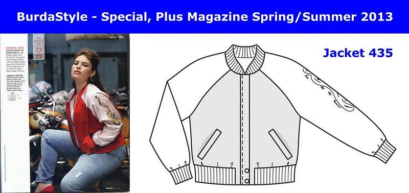 07 - BurdaStyle - PLUS Magazine Spring-Summer 2013