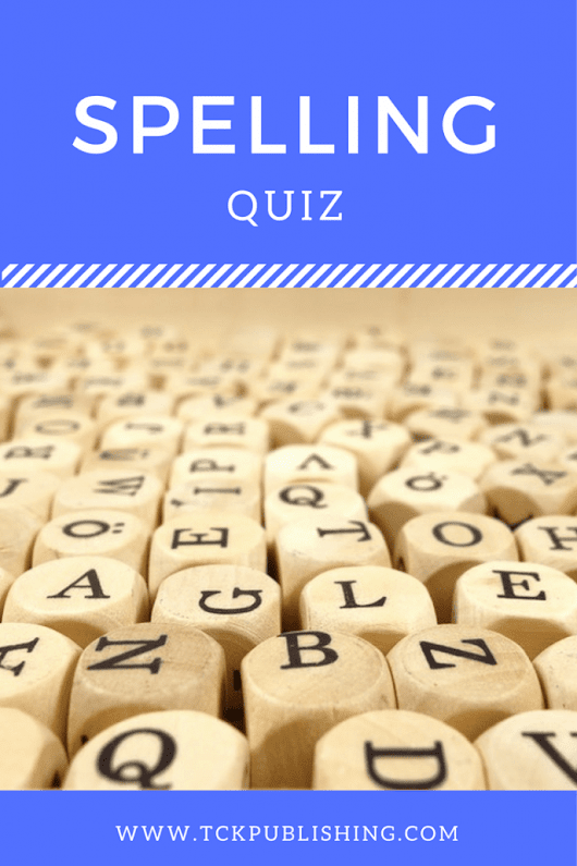 Quiz: Only 1 in 40 People Can Spot These 16 Spelling Mistakes. Can You? | TCK Publishing