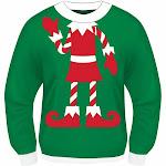 Children's Elf Sweater