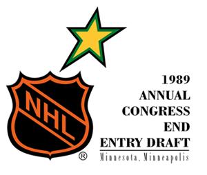 1989 NHL Draft Logo