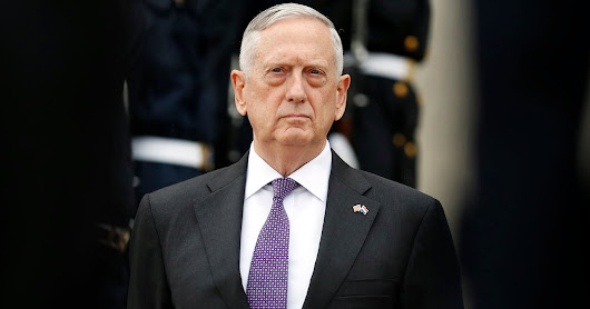 Trump Gives Mattis Wide Discretion Over Transgender Ban