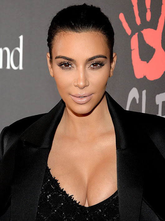 Kim Kardashian isn't Having Any Pettiness, Claps Back At Fan on Twitter