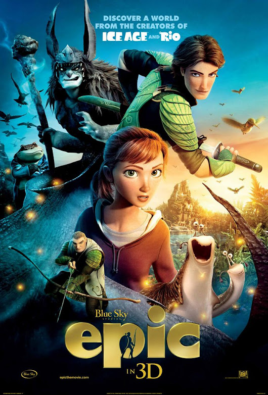 Online Movies: Epic (2013) - Online Movies