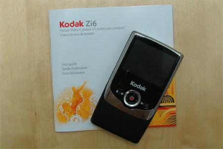 Kodak Zi6 Pocket Video Camera Review