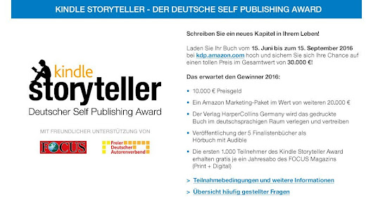 Amazon.de: Kindle Storyteller - Der Deutsche Self Publishing Award: Kindle-Shop
