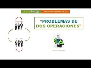 VÍDEO 9 - RESOLVIENDO UN PROBLEMA DE DOS OPERACIONES (1)
