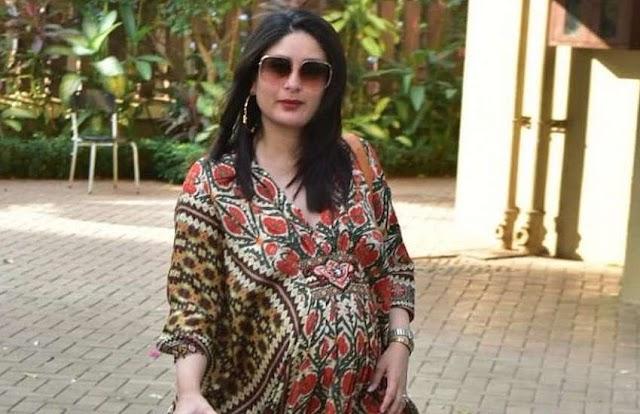 करीना कपूर खान स्टाइलिश ड्रेस में आईं नजर, बेस्ट फ्रेंड अमृता अरोड़ा के बर्थडे पार्टी में हुईं शामिल