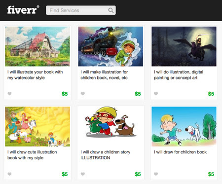 The Fiverr Project - from concept to sale in 48 hours - Unruly Guides.