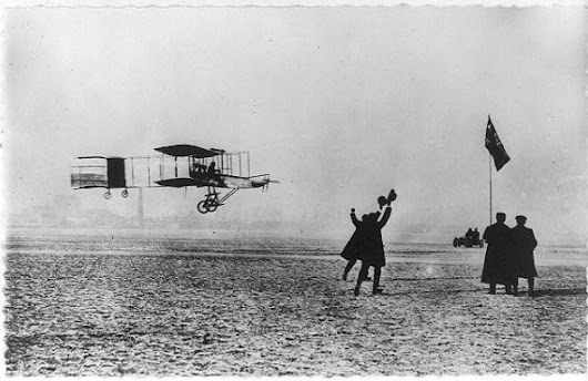 13 January 1908 - This Day in Aviation