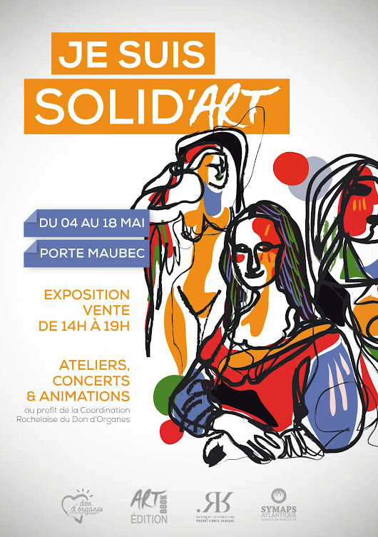 Catalogue Exposition Je suis Solid'Art