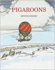 Pigaroons by Arthur Geisert: Book Cover