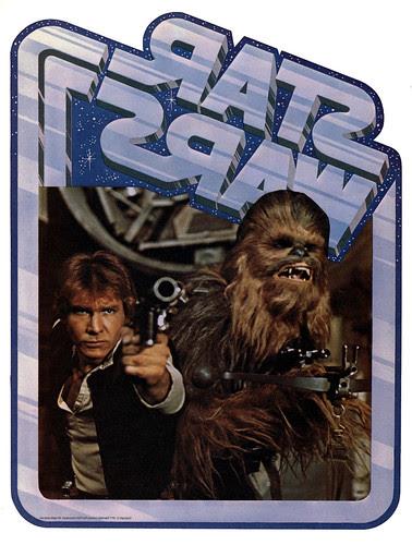 Star Wars Iron-On Transfer Book 027
