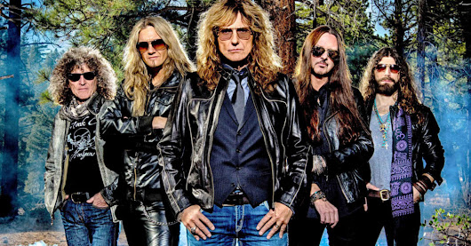 "Whitesnake: nuova anteprima da ""The Purple Album"""