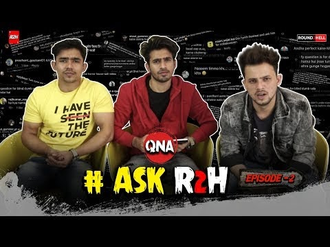 Round2hell Question Answer, #AskR2H | Episode 2 | Qna | Round2hell | R2h || Youtube_Trending