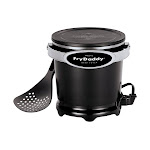 Presto Black 4 Deep Fryer - Pack of 1