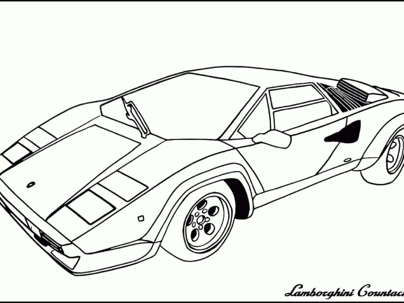 Lamborghini Drawing Pictures at GetDrawings | Free download