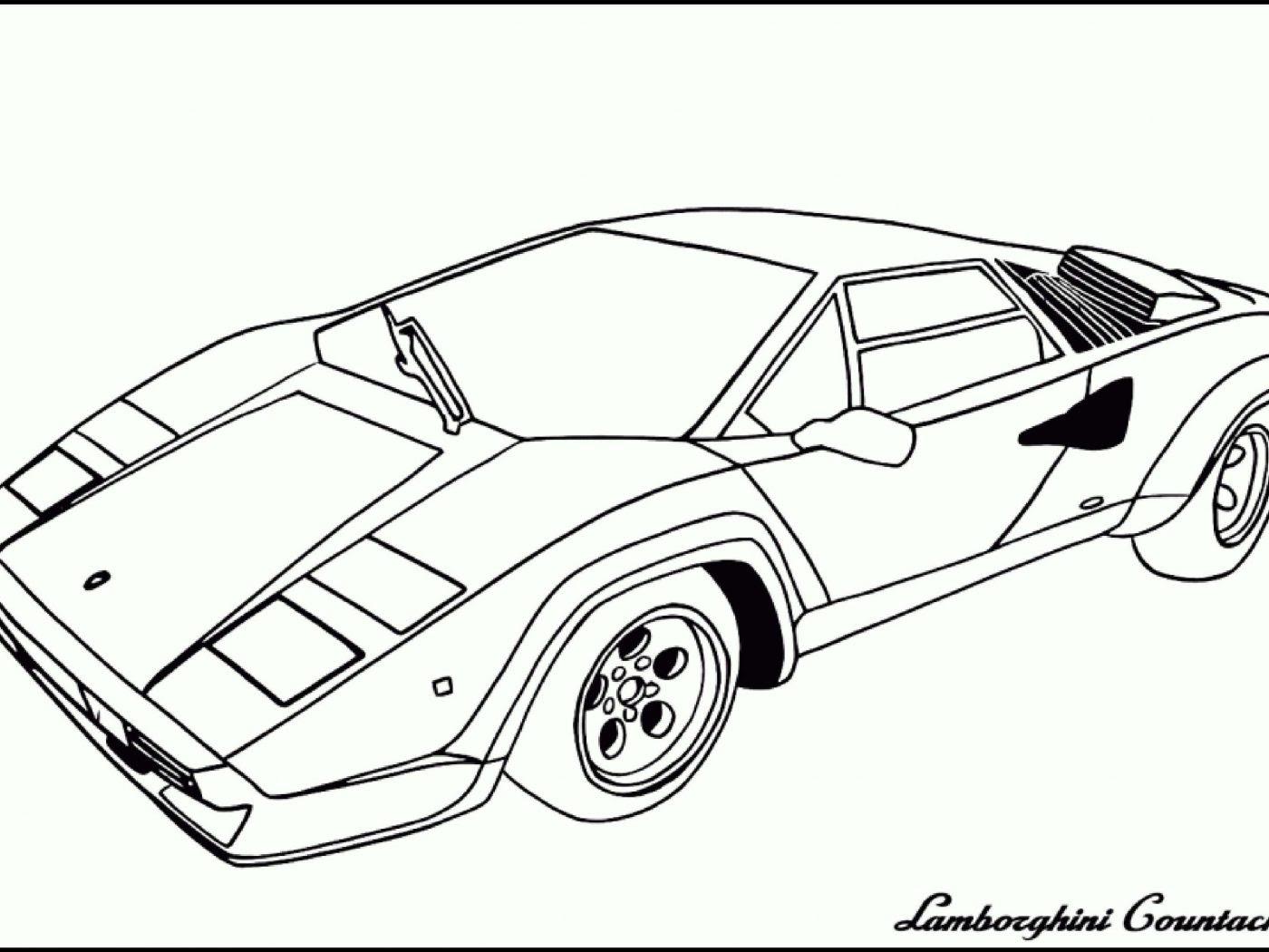 Lamborghini Drawing Pictures at GetDrawings | Free download