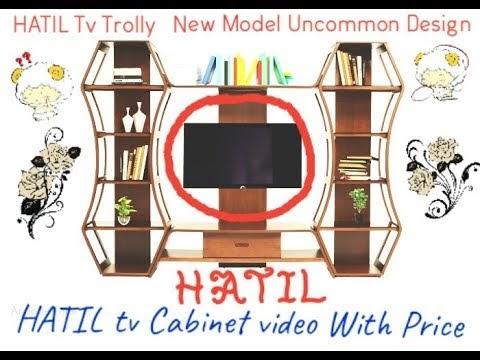 Hatil Tv Cabinet Uncommon Design Best Quality Low Price