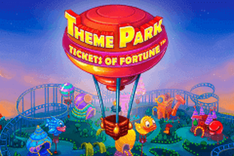 Get 10 Extra Spins on the slot game Theme Park: Tickets of Fortune