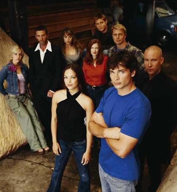 Smallville Season 4 Cast: .: Smallville And The Cast