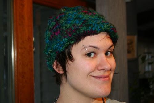 wendy's new hat