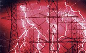 Schon elektromagnetische Felder von Starkstromleitungen beeinflussen die Ionosphäre meßbar.