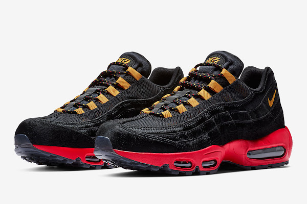 592e69bc2b Nike Celebrates Chinese New Year With This Hairy Air Max 95