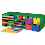 Classroom Keepers - Sorter - 10 compartments - 4 drawers - 9.02 in x 12 in