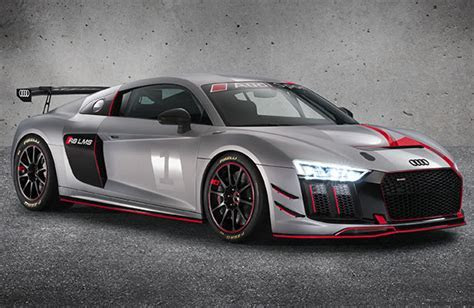 Audi R8 LMS GT4 Unveiled   Sportscar365