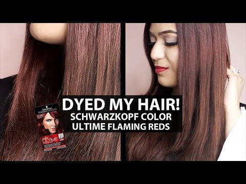 Schwarzkopf Color Ultime Gives Incredible Results (+ giveaway)