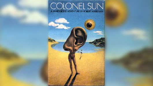 Colonel Sun published [1968] | The James Bond Dossier