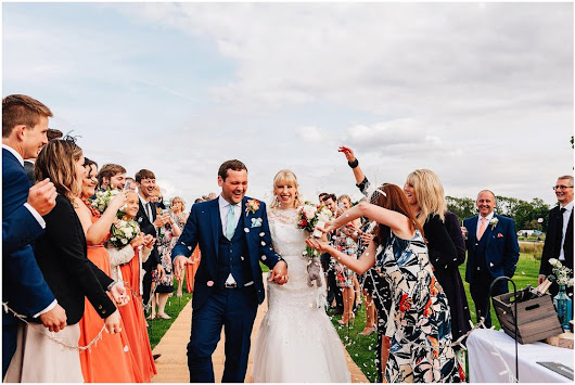 Thurlaston Country Park Wedding | Carly & Ash