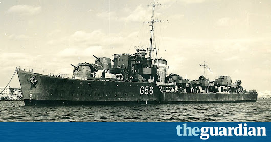 The boarding of U-559 changed the war – now both sides tell their story | World news | The Guardian