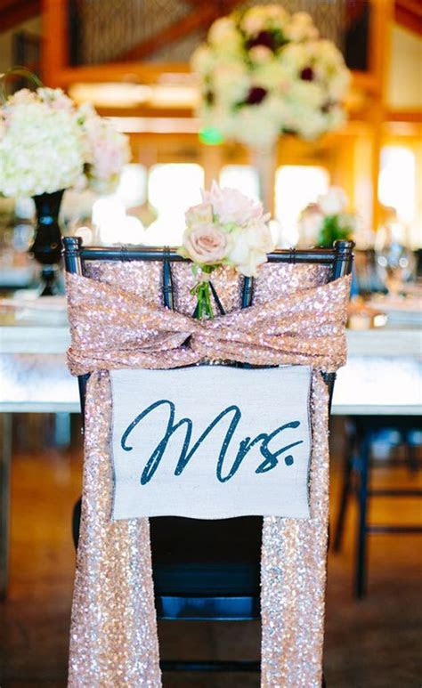 8 Decor Ideas for a Rose Gold Wedding   ? Bridal Companies
