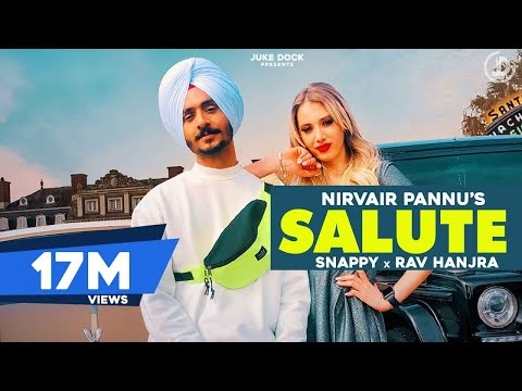 Salute Lyrics Nirvair Pannu New Punjabi Mp3 Song Download 2020 | A1laycris