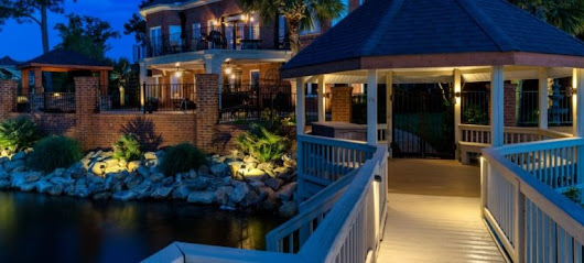 Switching your Wilmington Outdoor Lighting Timer to LCA will give you more time for R&R! | Outdoor Lighting Perspectives