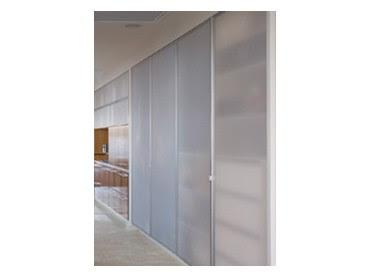 Aluminium Frame Perspex Doors From Mitchell Plastics Used In Michael